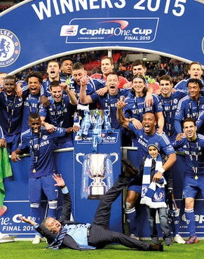 Tập thể trong mơ: Chelsea FC 's Dream Team